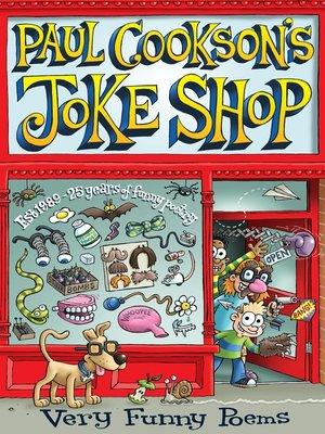 cover image of Paul Cookson's Joke Shop