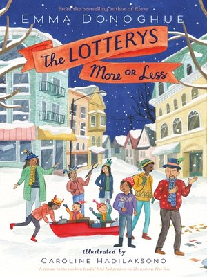 cover image of The Lotterys More or Less