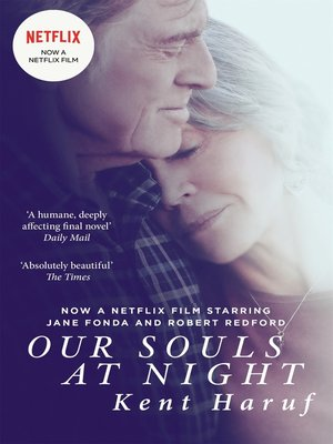 cover image of Our Souls at Night