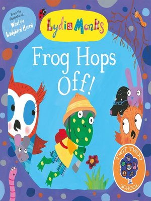 cover image of Frog Hops Off!