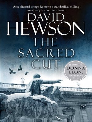 cover image of The Sacred Cut