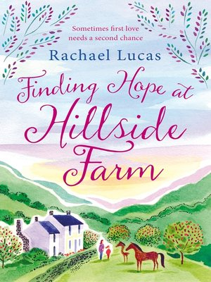 cover image of Finding Hope at Hillside Farm