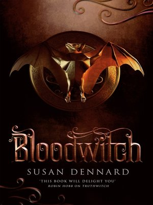 cover image of Bloodwitch