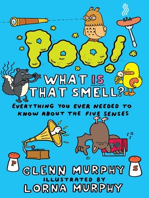 cover image of Poo! What IS That Smell?
