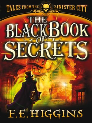 cover image of The Black Book of Secrets