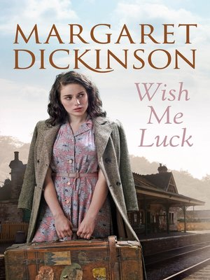 cover image of Wish Me Luck