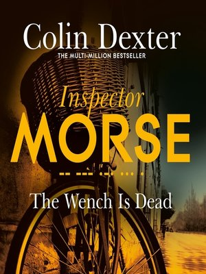 cover image of The Wench is Dead