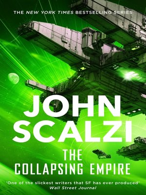 cover image of The Collapsing Empire