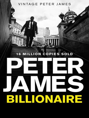 cover image of Billionaire
