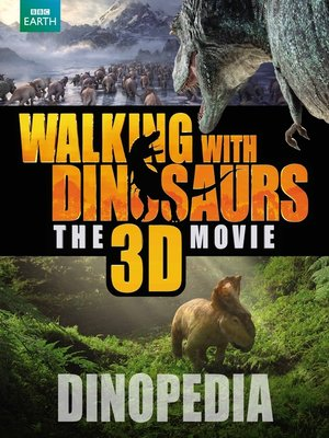 cover image of Walking with Dinosaurs Dinopedia