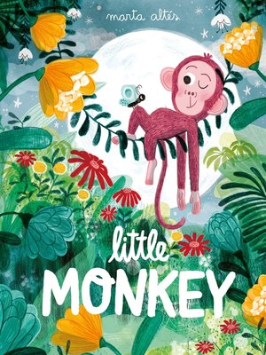 cover image of Little Monkey