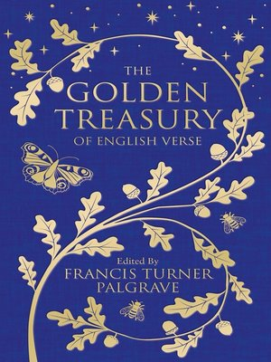 cover image of The Golden Treasury