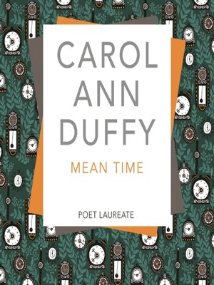 cover image of Mean Time