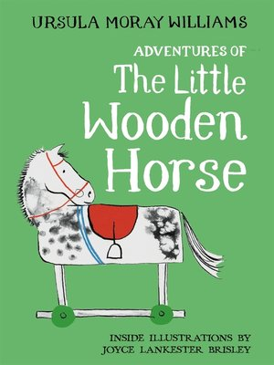 cover image of Adventures of the Little Wooden Horse