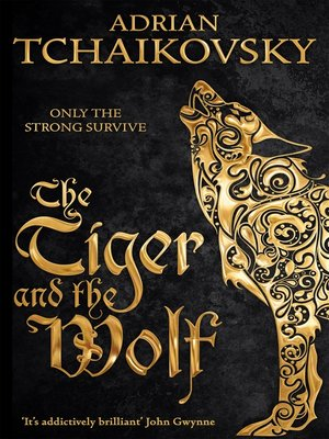 cover image of The Tiger and the Wolf