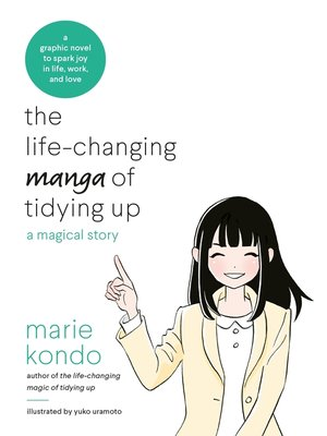 cover image of The Life-Changing Manga of Tidying Up
