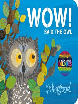 cover image of WOW! Said the Owl