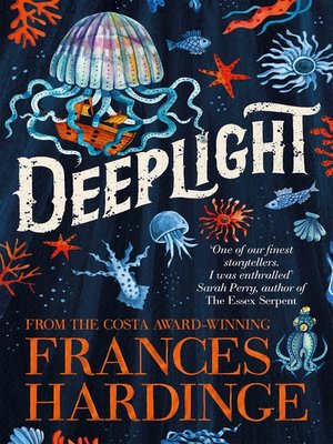 cover image of Deeplight