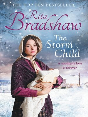 cover image of The Storm Child