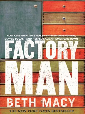 cover image of Factory Man