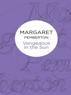 cover image of Vengeance in the Sun