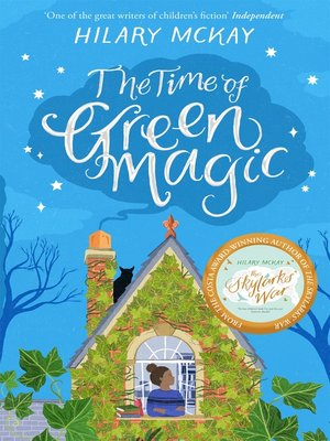 cover image of The Time of Green Magic