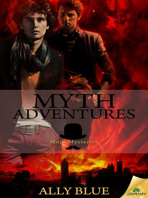 cover image of Myth Adventures