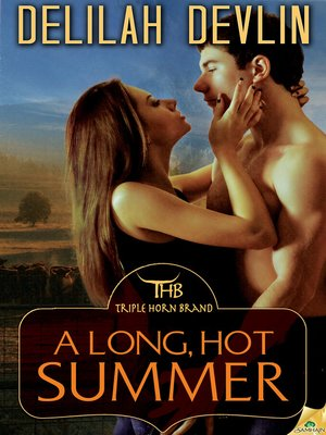 cover image of A Long, Hot Summer