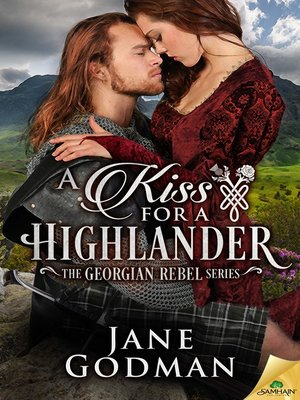 cover image of A Kiss for a Highlander