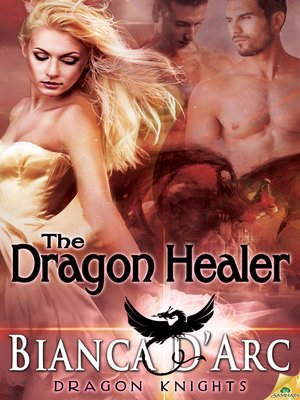 cover image of The Dragon Healer