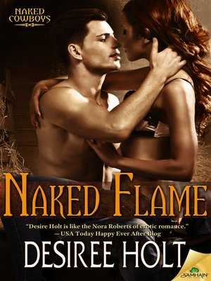 cover image of Naked Flame