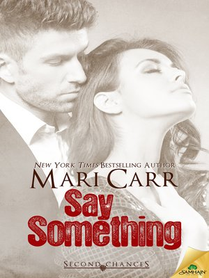 cover image of Say Something