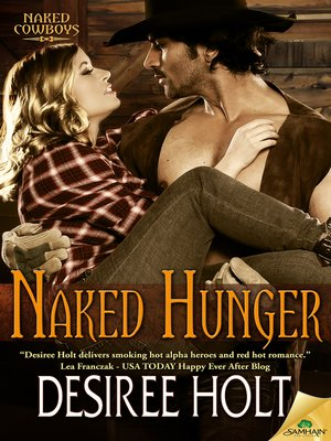 cover image of Naked Hunger