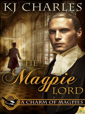 cover image of The Magpie Lord