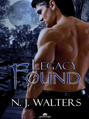 cover image of Legacy Found