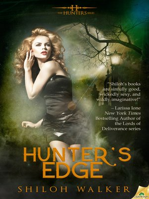 cover image of Hunter's Edge