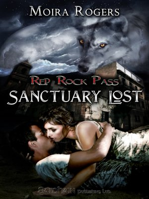 cover image of Sanctuary Lost
