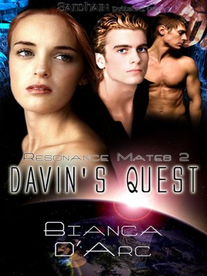 cover image of Davin's Quest