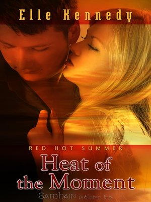 cover image of Heat of the Moment