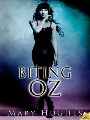cover image of Biting Oz