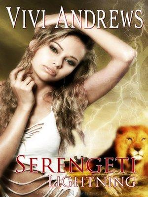 cover image of Serengeti Lightning