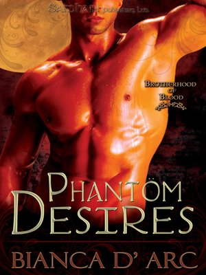 cover image of Phantom Desires