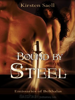 cover image of Bound by Steel
