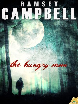 cover image of The Hungry Moon