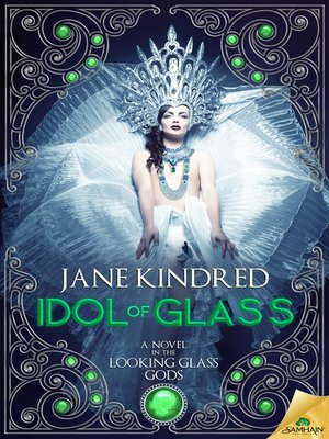 cover image of Idol of Glass