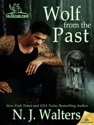 cover image of Wolf from the Past