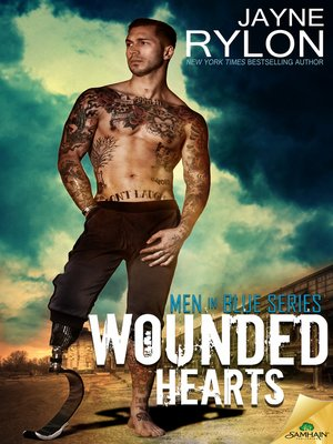 cover image of Wounded Hearts