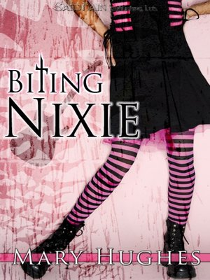 cover image of Biting Nixie