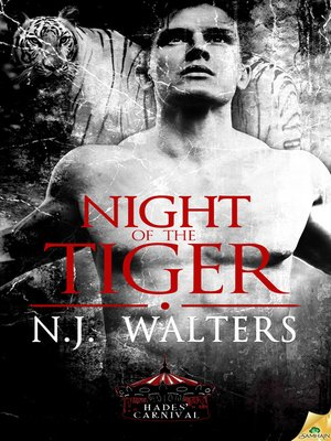 cover image of Night of the Tiger