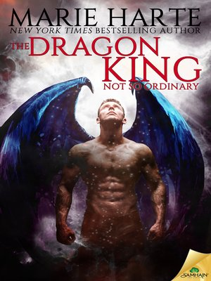 cover image of The Dragon King
